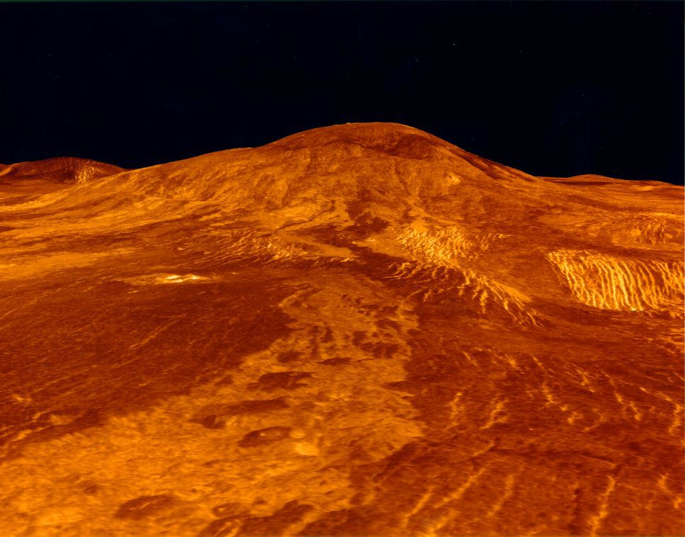 نگاهی به سیاره زهره یا ونوس